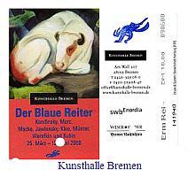 Kunsthalle Bremen Blauer Reiter