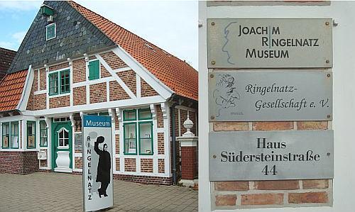 Ringelnatz Museum Cuxh.