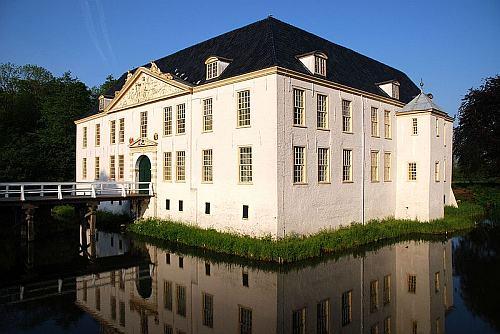 Barock-Wasserschloß