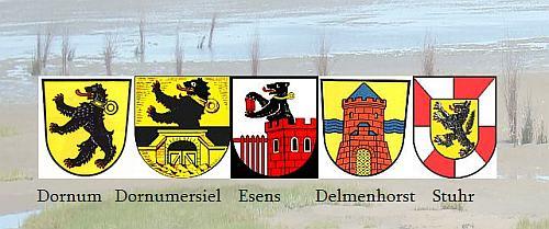 Lebenslauf-Wappen